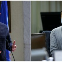 Comisión de Ética de la Cámara de Diputados resolvió sancionar a Giorgio Jackson y Pedro Velásquez