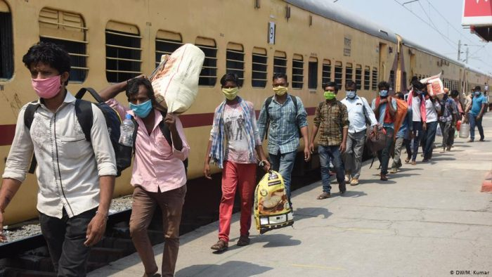 India se convierte en el segundo país con más casos de coronavirus en el mundo