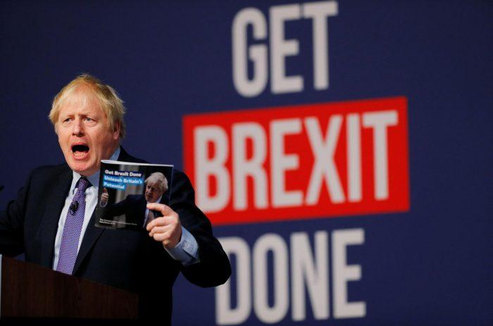Boris Johnson da a la UE plazo hasta octubre para acuerdo sobre el Brexit