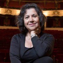 """Miryam Singer ganadora Premio Nacional de Música: """"llevo la bandera individual y colectiva de todas las mujeres que nos desempeñamos en el género de la ópera"""""""
