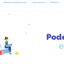 Poder Judicial estrena plataforma web para dar cuenta de cifras del trabajo de los tribunales