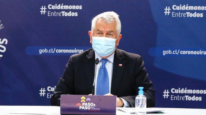 Minsal reporta 1.686 nuevos contagios y 49 fallecidos por Covid-19 en la última jornada