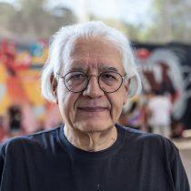 Cineasta Patricio Guzmán en conversatorio virtual