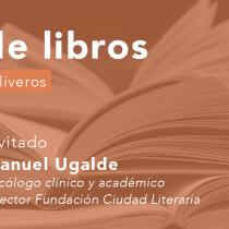 """Manuel Ugalde, de Ciudad Literaria, en Cita de Libros: """"Las mediaciones para acercar la literatura a la gente deben estar vinculadas a su vida cotidiana"""""""
