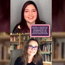 Conversatorio: Visibilización de las mujeres en la nueva constitución con Susana Claro de Nuestra Voz