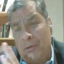 Ecuador: Rafael Correa asegura que Lenín Moreno lo traicionó como Pinochet traicionó a Allende