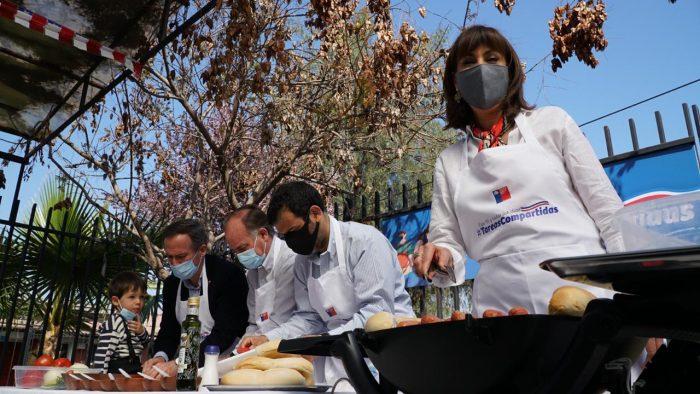 Ministerio de la Mujer lanza campaña para incentivar las tareas compartidas durante las Fiestas Patrias