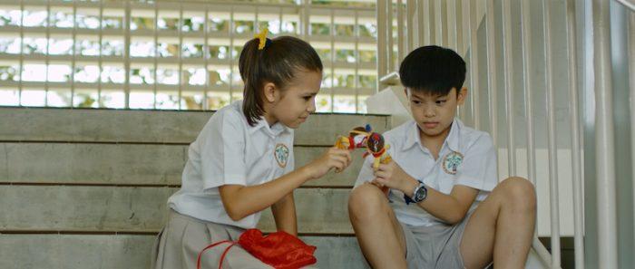 Festival de cine Ojo de Pescado anunció a sus ganadores en ceremonia con participación de niños y niñas jurados
