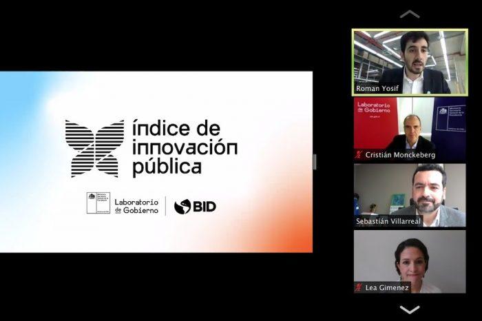 Lanzan primer Índice de Innovación Pública para conocer las capacidades para innovar de las instituciones chilenas