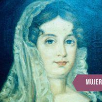 La valentía de Javiera Carrera y su lucha por la independencia