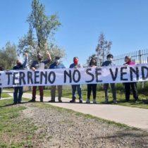 Celebran los vecinos: Licitación de terreno del Ejército en La Reina es declarada desierta y municipio presenta demanda para impedir venta futura