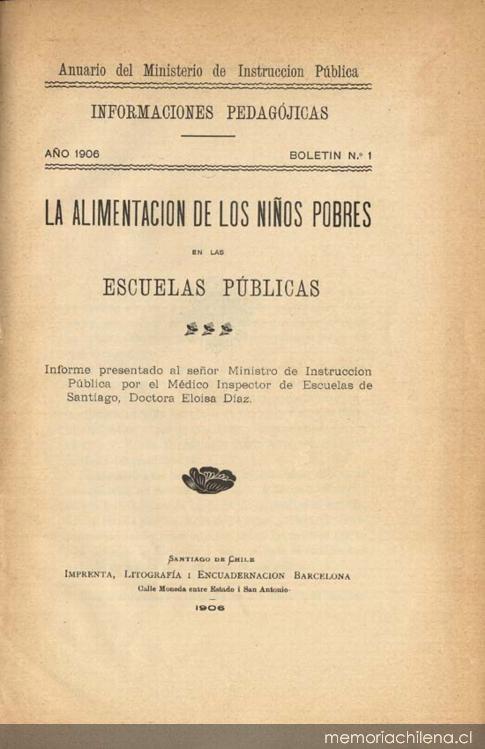 Trabajo de Eloísa Díaz