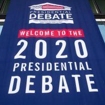 """Un debate """"beligerante"""": Trump y Biden preparan su primer cara a cara"""