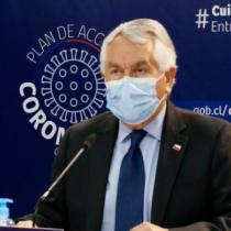 Ministro Paris defiende su gestión tras cuestionado plan