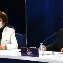 Balance Covid-19: Ministro Paris manifiesta