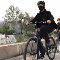 Inauguran Mapocho Ciclo Parque y declaran talleres de bicicletas como servicio esencial para reanudar sus labores