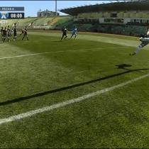 Los errores del árbitro del duelo entre Santiago Morning y San Marcos de Arica: no cobró un gol evidente y empezó el segundo tiempo con un jugador menos