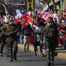 Jefatura de la Defensa Nacional descarta haber autorizado marcha por el Rechazo: