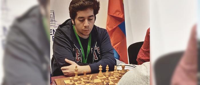 Cristóbal Henríquez, el ajedrecista que superó a Morovic en el ranking como el mejor de Chile y la belleza en cada jugada