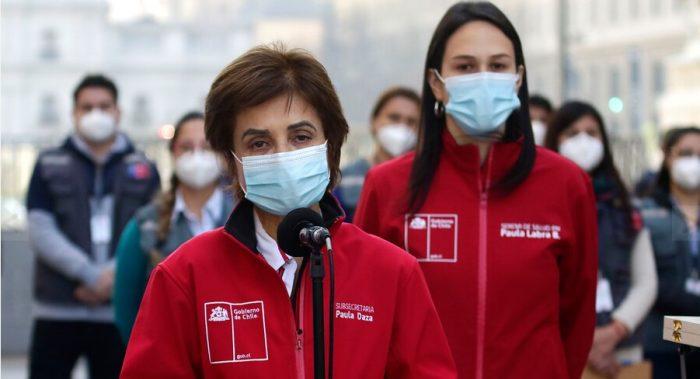Subsecretaria Daza anuncia refuerzo de control sanitario en la RM y reitera que solo se puede pedir un permiso durante Fiestas Patrias