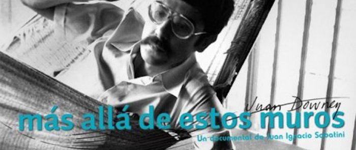 """Documental """"Juan Downey: más allá de estos muros"""" de Juan Ignacio Sabatini en Ondamedia"""