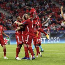 Supercopa de Europa: Bayern Munich gana en la prórroga al Sevilla y se consagra campeón