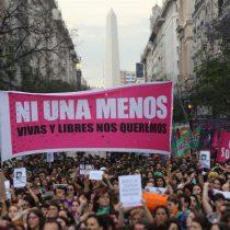 Argentina registra un feminicidio cada 34 horas en los seis meses de pandemia