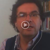 """Claudio Arqueros de Fundación Jaime Guzmán y el decálogo constitucional de Piñera: """"Creo que es difícil que el Presidente logre marcar con fuerza una agenda"""""""