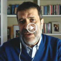 Marco Moreno y el debate presidencial en la oposición: