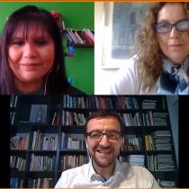 """Ciclo de """"Herramientas comunicacionales para enfrentar la crisis chilena"""": la comunicación de riesgo y el manejo de la pandemia"""