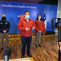 """La """"rebelión"""" del Biobío: apoyo transversal al Intendente Giacaman tras reprimenda del Gobierno por resistirse al plan """"Fondéate en tu casa"""""""