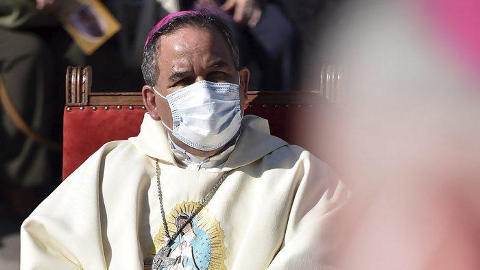 Nuevo obispo auxiliar de Santiago pide perdón a las víctimas de abuso eclesiástico: