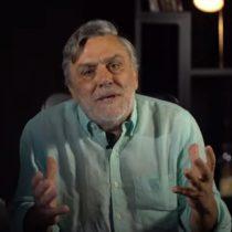 """Roberto Ossandón (RN), miembro del comando ciudadano por el Rechazo: """"Pablo Longueira está un poquitito loquito"""""""