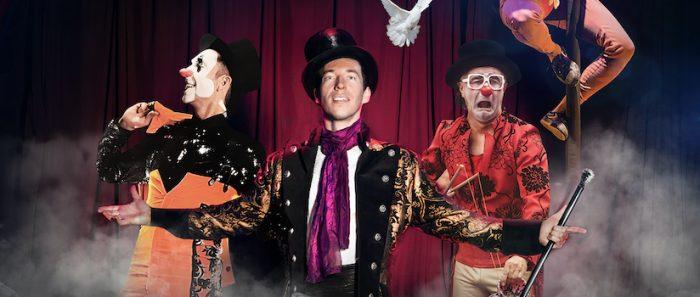 """Espectáculo de fantasía del ilusionista Jean Paul Olhaberry """"Cirko Mágiko"""" vía online"""