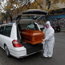 Informe Epidemiológico: fallecidos por Covid-19 suman 16.688 y mayores tasas de mortalidad están en la RM, Antofagasta y Tarapacá