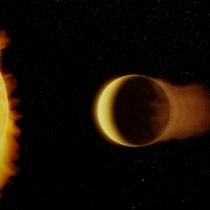 Astrónomos de la Universidad de Chile lideran hallazgo de un nuevo tipo de planeta