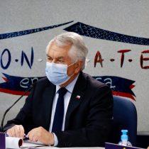 ¡Feliz cumpleaños, intendente!: el saludo de la paz del ministro Paris tras la polémica pública con Sergio Giacaman