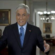 Piñera anuncia Presupuesto 2021 marcado por el Covid-19 y con foco en el empleo: también contempla ajustes en programas de Gobierno