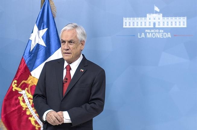 Piñera insta a la ONU a