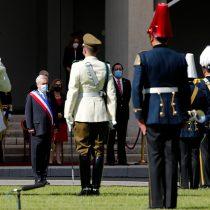 El mensaje de Piñera en defensa del resistido proyecto de infraestructura crítica en la atípica conmemoración del Día de las Glorias del Ejército