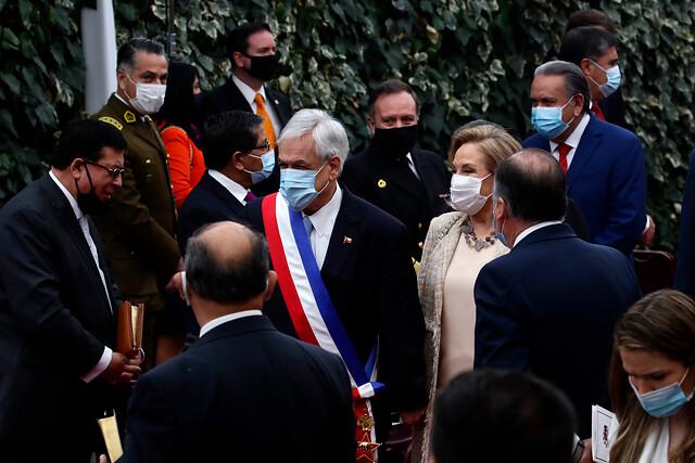 Gobierno realiza llamado a la paz y la unidad tras Te Deum Evangélico en Las Condes