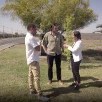 Programa televisivo reunió al diputado Tucapel Jiménez con el hijo del asesino de su padre