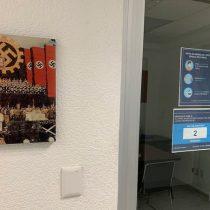 Volkswagen rompe con distribuidora mexicana que exhibía póster con símbolos nazis