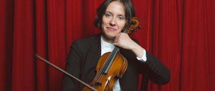 Directora de orquesta Alejandra Urrutia es invitada a celebrar los 470 años de Concepción, su ciudad natal