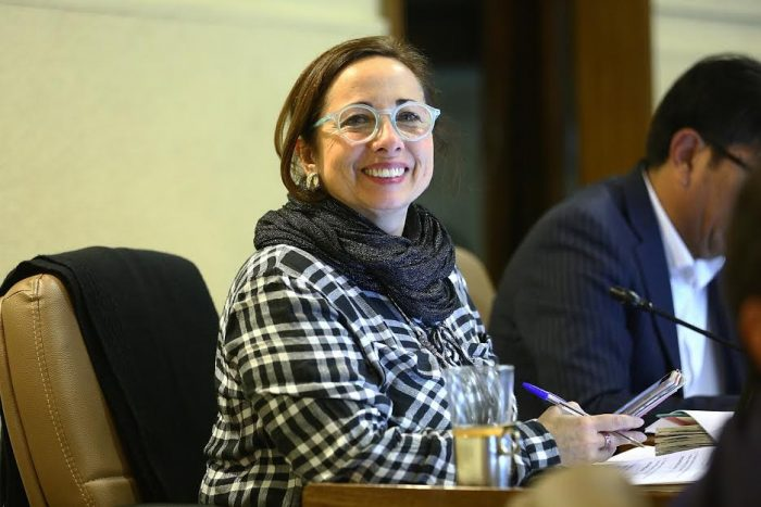 "Diputada Sepúlveda (FRVS) ad portas del plebiscito: ""Es urgente transparentar si será Servel o las Gobernaciones los responsables del transporte rural"