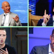 La ofensiva en EE.UU. para desmembrar las grandes empresas tecnológicas acusadas de monopolio