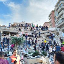 Terremoto en Grecia y Turquía: al menos 12 muertos y 419 heridos