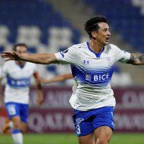 Se dieron los resultados: Universidad Católica superó a Internacional y se clasificó a la Copa Sudamericana