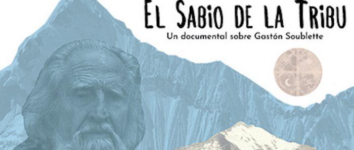 """Estreno documental """"El sabio de la tribu"""" vía online"""