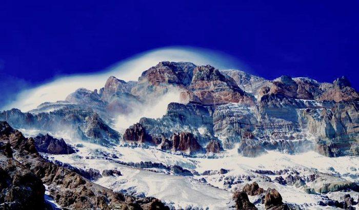 Llegar a la cima del Aconcagua, cada vez más difícil por la pandemia